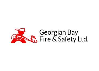 Peterborough security system Georgian Bay Fire & Safety Ltd.