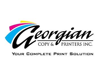 Barrie printer Georgian Copy And Printers Inc.