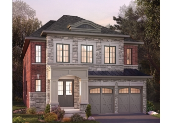 Stouffville home builder Geranium