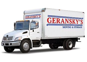 Saskatoon moving company Geransky's Moving & Storage