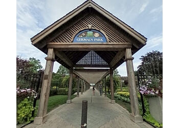 Sarnia public park Germain Park