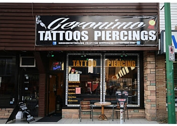 GERONIMO TATTOO & PIERCING STUDIO