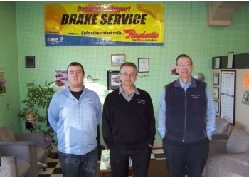 Abbotsford car repair shop Gerry's Automotive Ltd.