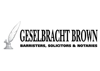 Nanaimo employment lawyer Geselbracht Brown