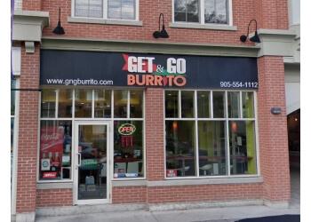 Markham mexican restaurant Get & Go Burrito