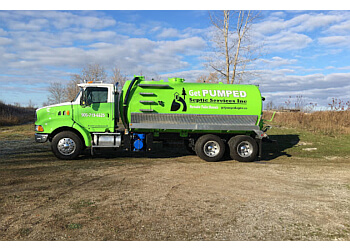 Burlington septic tank service Get Pumped Septic Services Inc.