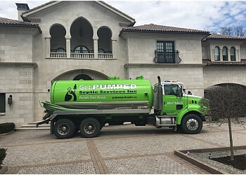 Hamilton septic tank service Get Pumped Septic Services Inc.