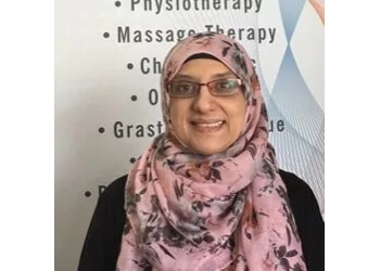 Whitby physical therapist Ghada Shendy, PT
