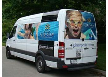 Toronto pool service Gib-San Pools Ltd.