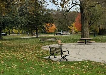 London public park Gibbons Park