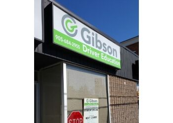 St Catharines driving school Gibson Driver Education