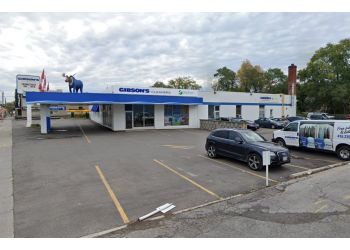 Toronto dry cleaner Gibson's Cleaners