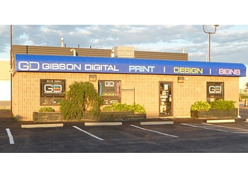 Barrie printer Gibson's Digital Print Design & Sign