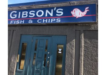 Saskatoon fish and chip Gibson's Fish & Chips