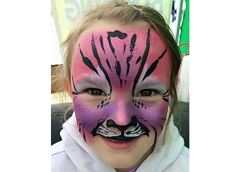 Kelowna face painting Giddy Monkey Face Painting
