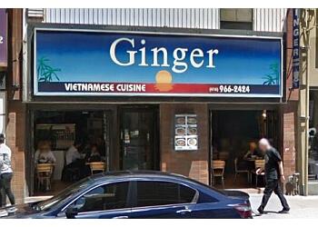 Toronto vietnamese restaurant Ginger Restaurant