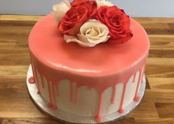Aurora cake Ginger's Cupcakes & Desserts