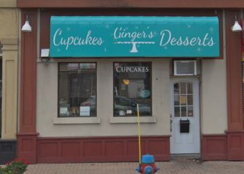 Richmond Hill cake Ginger's Cupcakes & Desserts