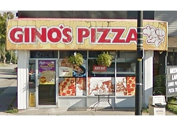 Niagara Falls pizza place Gino's Pizza