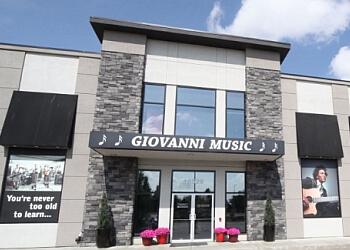 Edmonton music school Giovanni School of Music