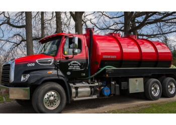 Hamilton septic tank service Glanborough Pumping
