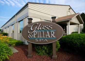 Sarnia spa Glass & Pillar Spa