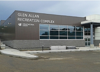 Sherwood Park recreation center Glen Allan Recreation Complex