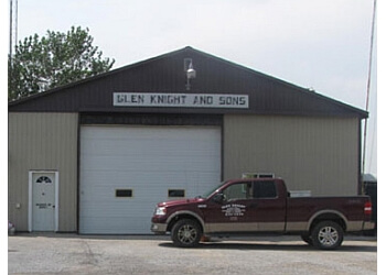 Windsor septic tank service Glen Knight & Sons