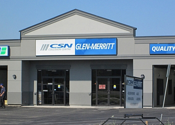 Welland auto body shop GLEN MERRITT COLLISION