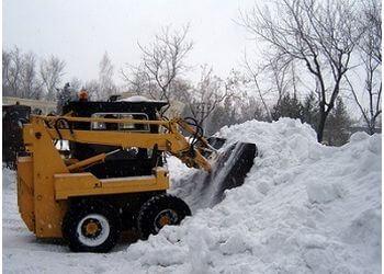 Toronto snow removal Glen Park Snow Service