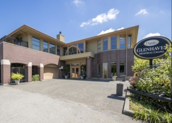 Vancouver funeral home Glenhaven Memorial Chapel