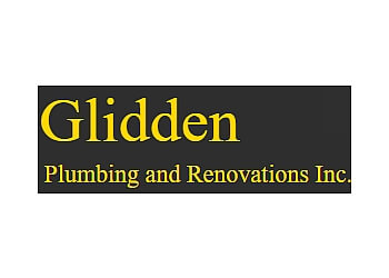 Aurora plumber Glidden Plumbing and Renovations, Inc.