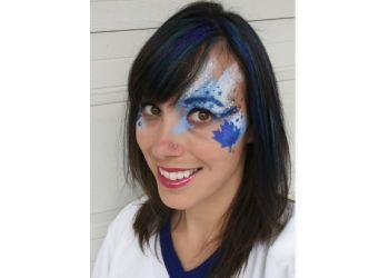 Burlington face painting Glitterbug