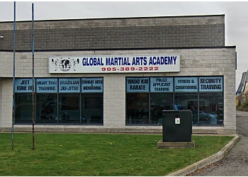 Hamilton martial art Global Martial Arts Academy