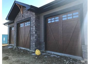 Red Deer garage door repair Global Overhead Doors