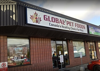 Stratford pet grooming Global Pet Foods, Canada's Healthy Choice for Pets
