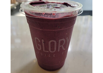 Vancouver juice bar Glory Juice Co.