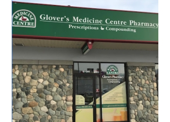 Kamloops pharmacy Glover's Medicine Centre Pharmacy