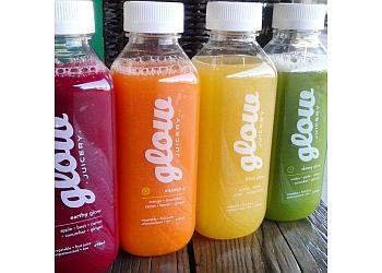 St Albert juice bar Glow juicery