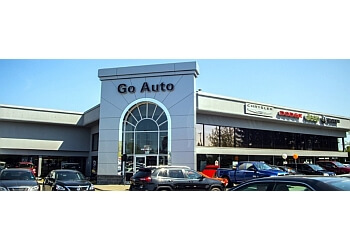 Surrey car dealership Go Dodge Surrey