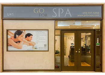Richmond Hill spa Go For Spa