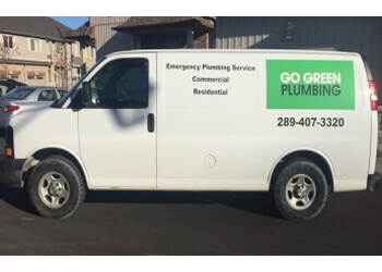 St Catharines plumber Go Green Plumbing Ltd.