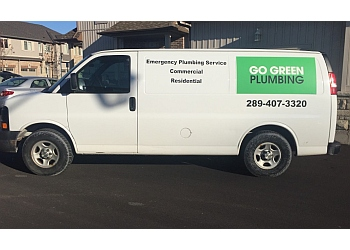 Welland plumber Go Green Plumbing Ltd.