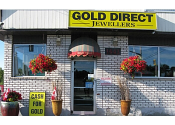Sudbury jewelry Gold Direct Jewellers