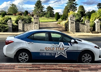 Burnaby driving school Gold Star Professional Driving School