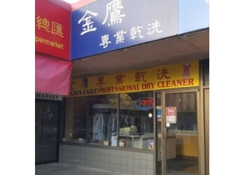 Richmond dry cleaner Golden Eagle Dry Cleaners