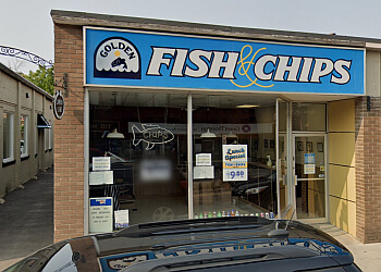 Halton Hills fish and chip Golden Fish & Chips