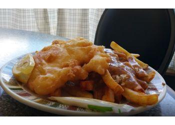 Halton Hills fish and chip Golden Fish & Chips