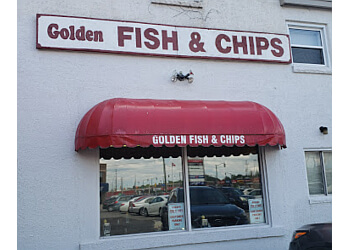Milton fish and chip Golden Fish & Chips