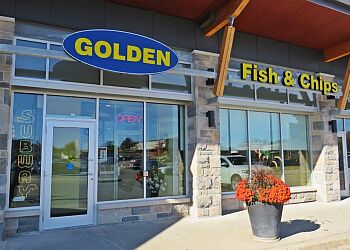 Waterloo fish and chip Golden Fish & Chips